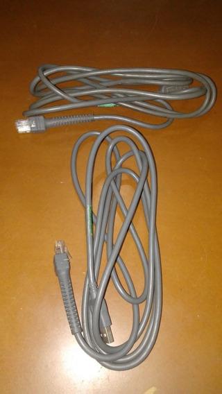 Cable Usb Lector Optico Motorola Symbol