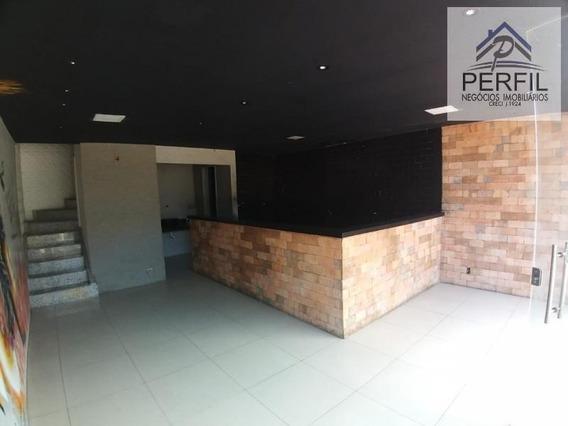 Loja Para Locação Em Salvador, Pituba, 3 Banheiros, 5 Vagas - 727