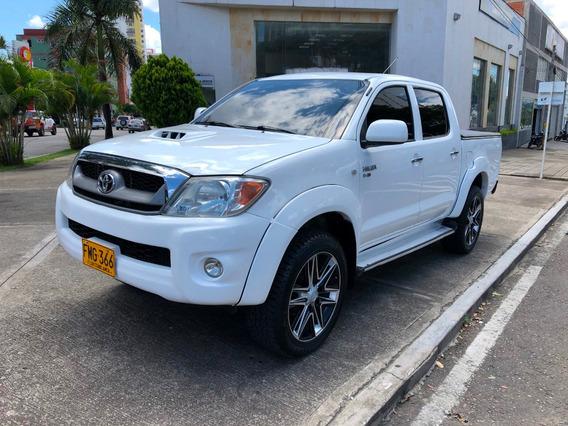 Toyota Hilux 2009 Vigo