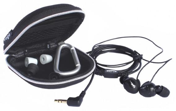 Fone De Ouvido In Ear Profissional Yoga Cd3 C/ Bag