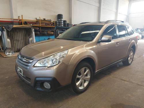 Subaru Outback 2.5 Awd Cvt Limited 173cv 2013