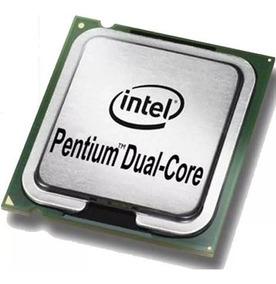 Processador Intel Pentium Dual Core Pga478 Notebook