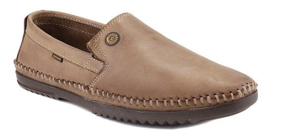 Sapato Mocassim Masculino Marrom