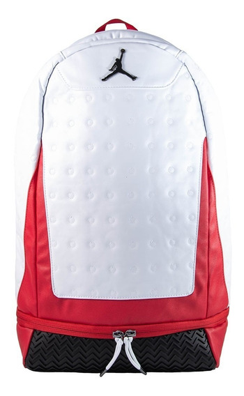 Mochila Jordan 13 Cherry Gym Red Edition (astroboyshop)