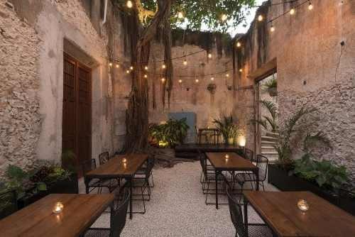 Casa Equipada Para Restaurante En Centro Historico