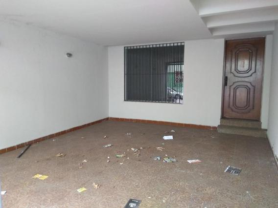 Sobrado Residencial Para Locação, Parque Da Mooca, São Paulo. - So1461