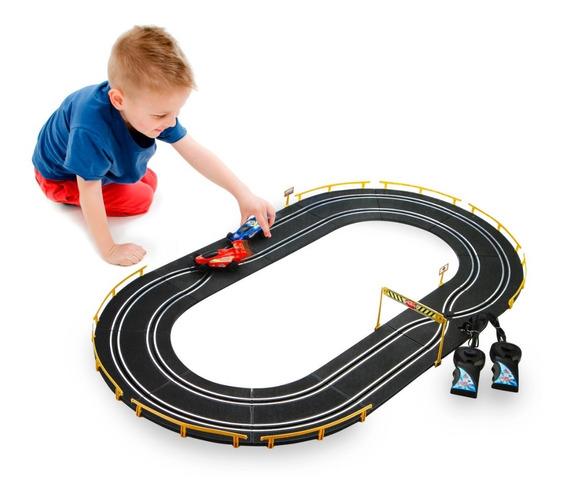 Pista Autorama Super Gp Formula 1 Infantil Com Carrinho