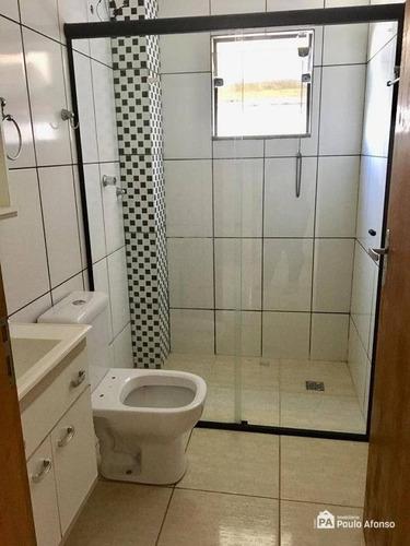 Casa Com 3 Dormitórios À Venda, 100 M² Por R$ 350.000,00 - Residencial Mantiqueira - Poços De Caldas/mg - Ca0496