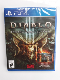 Diablo 3 Eternal Collection Juego Ps4 Nuevo Y Sellado