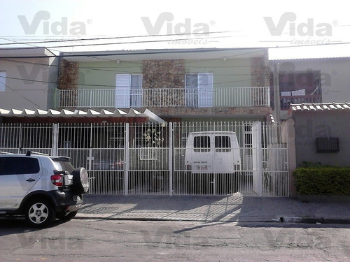 Casa Sobrado Em Km 18  -  Osasco - 24029