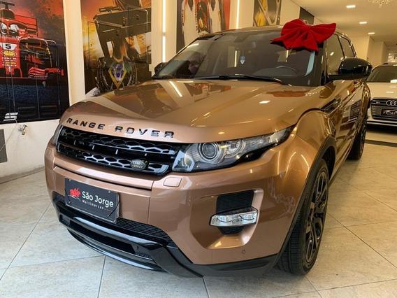 Land Rover Evoque Dynamic Série Limitada Zanzibar 2014