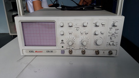 Osciloscópio Analógico Icel Manaus Os-30
