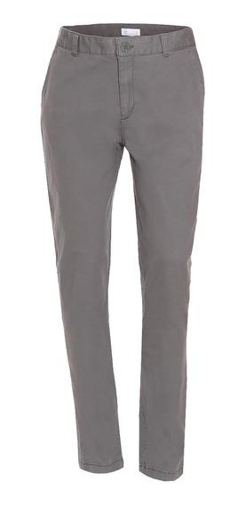 Pantalón De Hombre C&a Básico Ajustado Varios Colores