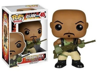 Funko Pop! Tv G I Joe Roadblock - Funko Pop