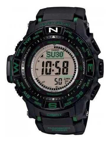 Reloj Protrek Hombre Negro Prw-s3500-1dr