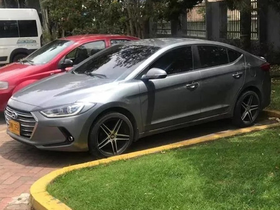 Hyundai Elantra Full Equipo