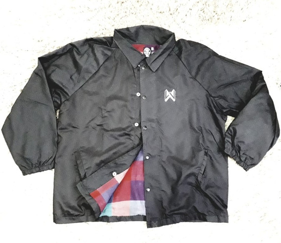 Jaqueta Weird Factory Windbreaker Gg