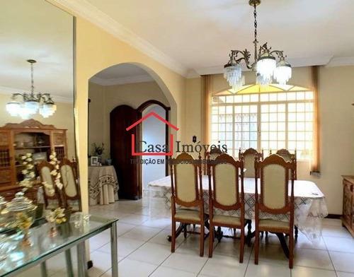Casa Com 4 Quartos Para Comprar No Santa Inês Em Belo Horizonte/mg - Csa17342