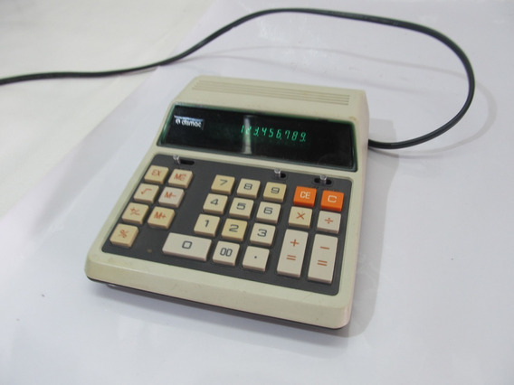 Calculadora Desmaq 12km