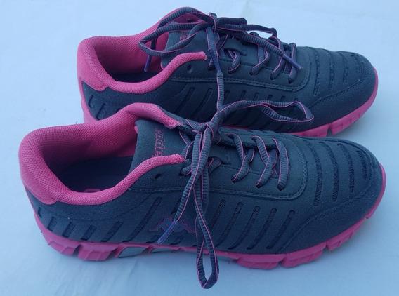 Zapatillas Kappa Dama T 35 Ar Running Todosalesaletodo