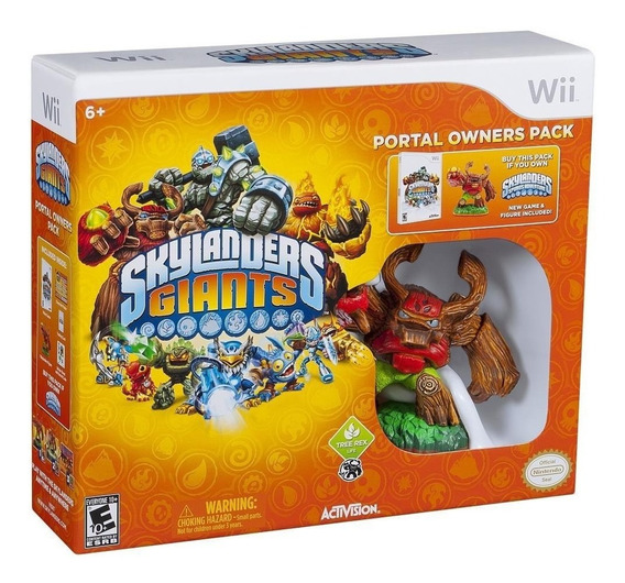 Skylanders Giants - Expansion Pack - Wii