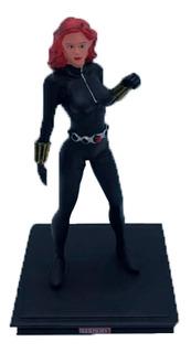 Figuras Marvel 3d Nº 12 Black Widow