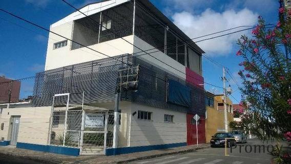 Alugo Ótimo Prédio Comercial C/ Salas Climatizadas, Quadra De Esporte E Muito Mais - Pr0003