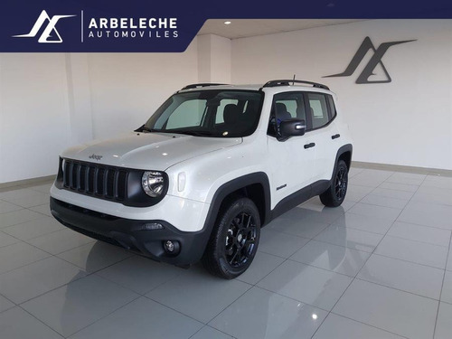 Jeep Renegade At 1.8 2021 0km - Arbeleche