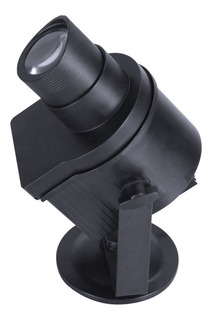 Cr Laser Logoled 10w Proyector De Gobos Rotativos