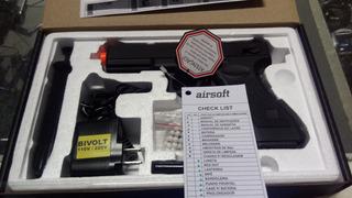 Pistola Airsoft Electric Gun Cm.030 Glock 6mm