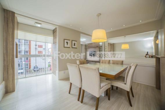 Apartamento, 2 Dormitórios, 63.37 M², Cristal - 178401