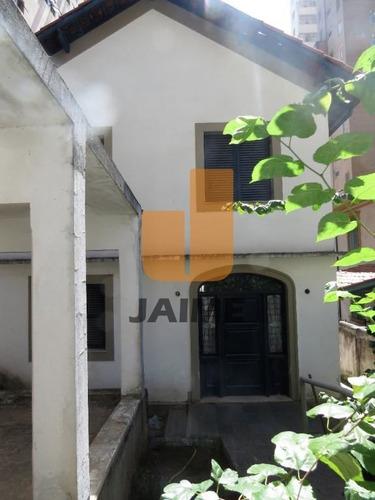 Casa Comercial Para Venda / Locação No Bairro Perdizes Em São Paulo - Cod: Ja3371 - Ja3371