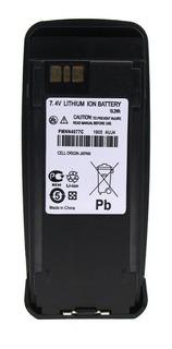 Bateria Pmnn4077c-1800mah, Li-ion 7,5v, Nova P/dgp4150/6150.