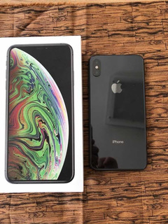 iPhone XS Max 64gb Preto - Usado