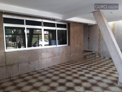 Sobrado Com 4 Dormitórios À Venda, 250 M² Por R$ 750.000,00 - Vila Formosa (zona Leste) - São Paulo/sp - So0318