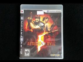 Resident Evil 5 Ps3 Seminovo Playstation 3
