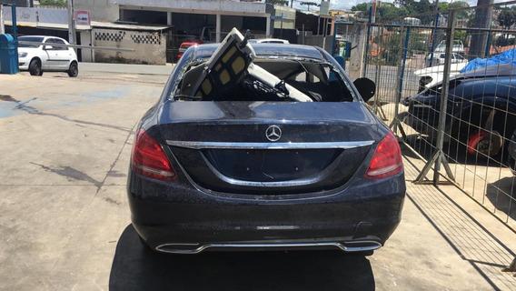 Mercedes Benz C180 Sucata Para Venda De Peças