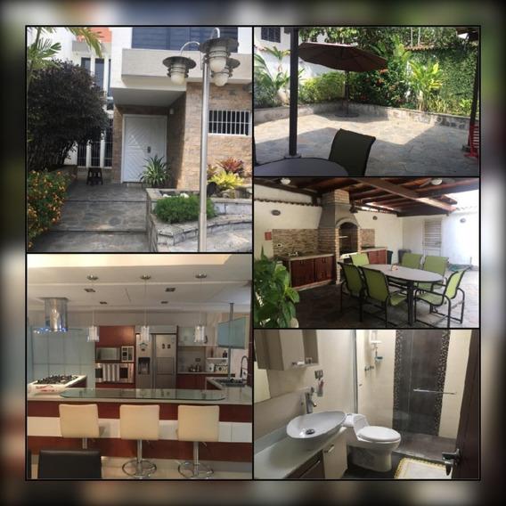 Bella Y Moderna Casa En La Trigaleña. Amplia Y Full Equipada