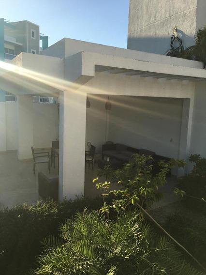Apto 3 Habitaciones En La Jacobo Majluta Con Gazzebo Y Bbq