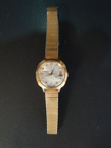 Relógio Feminino Seiko Hi-beat