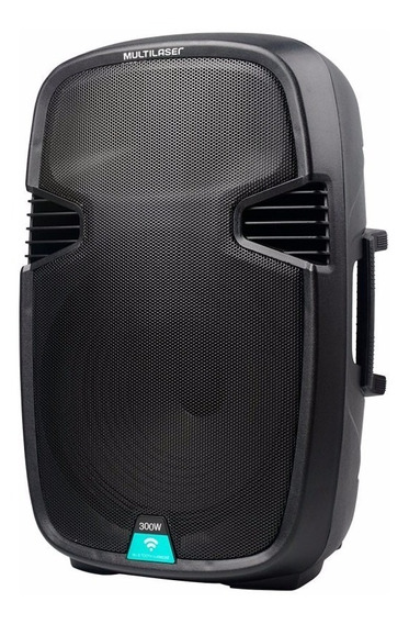 Caixa De Som Bluetooth 300w Rms Bivolt Sp220 Multilaser