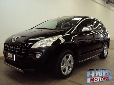Peugeot 3008 Griffe 1.6 Turbo Automático Completo
