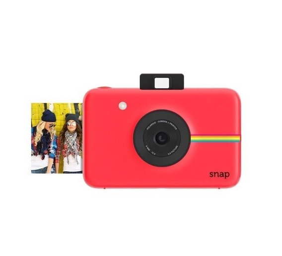 Câmera Digital Instantânea Polaroid Snap - Lacrado Original
