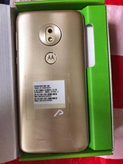 Smartphone Motorola Moto G7 Play Xt1952 Ouro 32gb