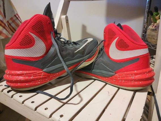 Zapatillas Básquet Nike Usadas
