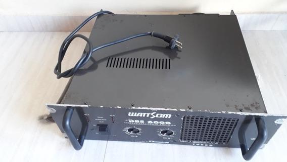 Amplificador Ciclotron Dbs 6000