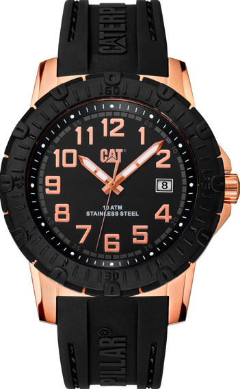 Reloj Original Caballero Marca Caterpillar Modelo Pv19121119