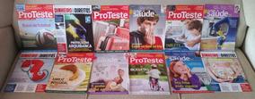 Proteste Associação De Consumidores 23 Revistas 12x S/ Juros