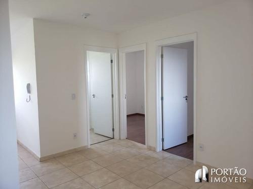 Apartamento Para Locação - Jd. Ferraz, Bauru-sp - 5510