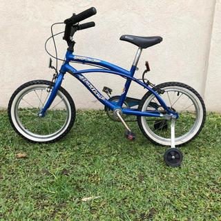 Bicicleta Halley Niño Rodado 16